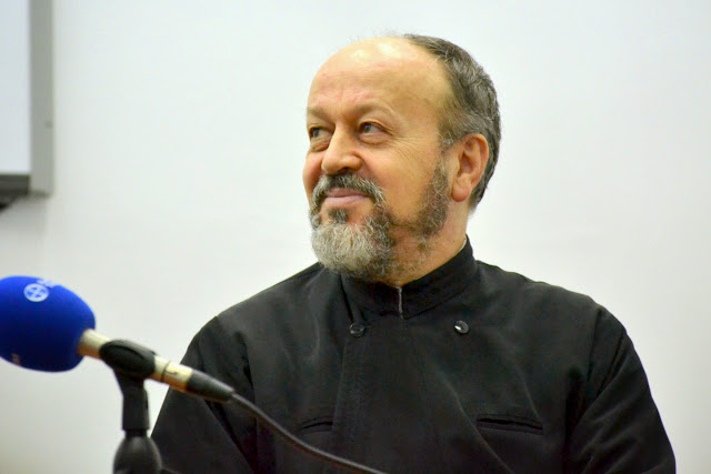 Pr. Constantin Necula despre tineri, FTOUB 021