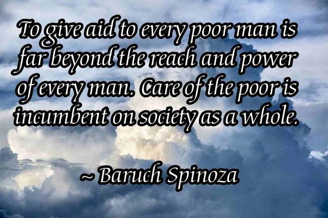 Baruch Spinoza god Quotes