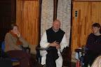 Abdijweekend Orval met Jona - 3110 - 211 '09 / gesprekken in Orval