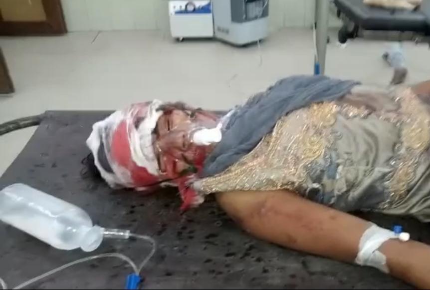 समस्तीपुर में राजधानी एक्सप्रेस में से युवती की गिरने से बुरी तरह जख्मी अस्तपताल में हुआ मौत