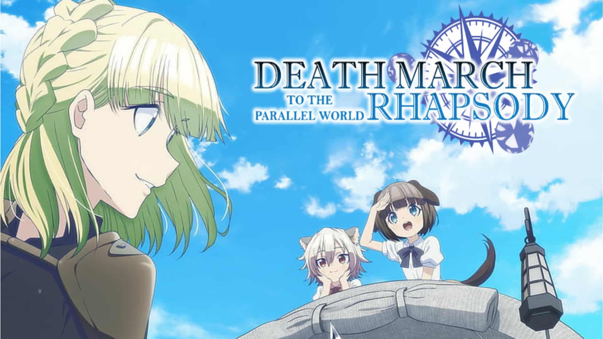 Death March kara Hajimaru Isekai Kyousoukyoku Hindi Sub