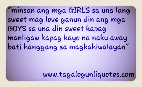 boy girl love quotes tagalog images