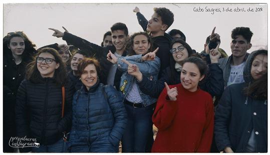 #0002 Viagem Geografia de Portugal - Sagres (insta)