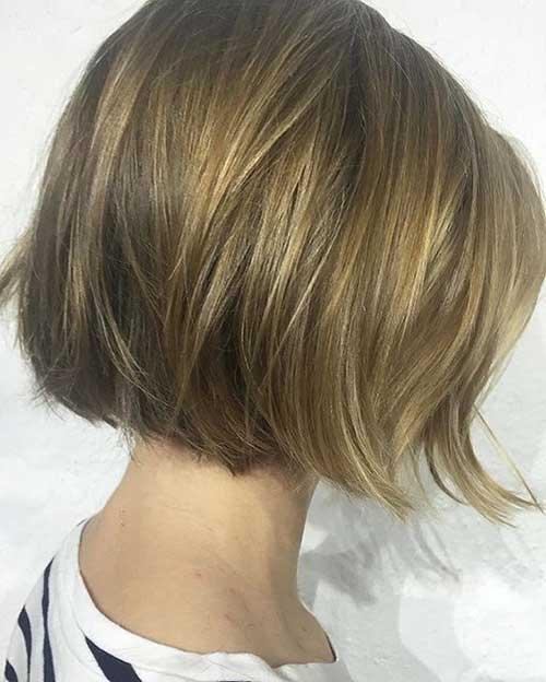 The most bob haircut back view 2018 - Fashion 2D