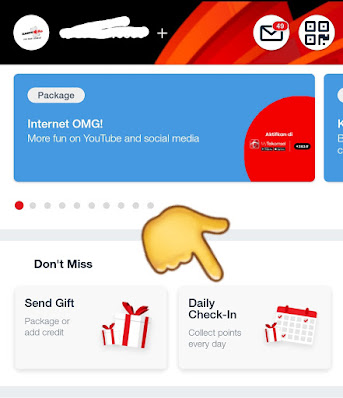 Buka Aplikasi MyTelkomsel Dapat Free Internet (Resmi)