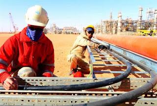 Projet d'In Salah Gas : accord pour la compression de 40 % des travailleurs étrangers