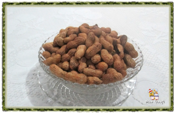 Amendoim cozido x amendoim torrado 4