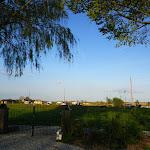 014-Lang geleden was Idzega een zelfstandige parochie met kerk. Nu rest nog alleen het kerkhofje.