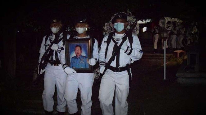 Innalillahi, Jenderal Senior Penerbang TNI AL Meninggal Dunia