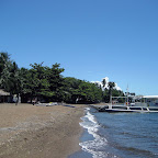 Beach at Pura Vida (Dauin, Negros)