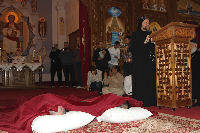 Consecration of Fr. Isaac & Fr. John Paul (monks) @ St Anthony Monastery - IMG_0469.JPG
