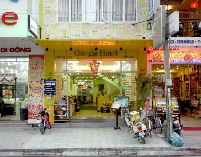 Google hotel in vietnam isidor 39 s fugue for Google hotes