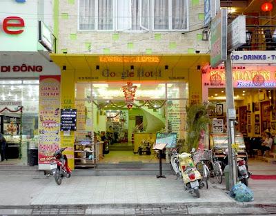 Google Hotel in Hue Vietnam