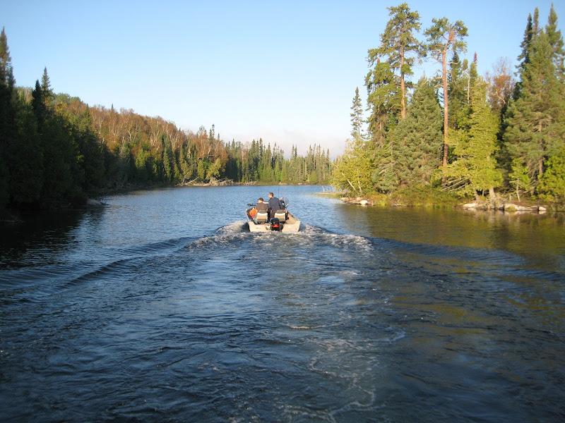 Canada fishing trip report for Fishing trips in pa