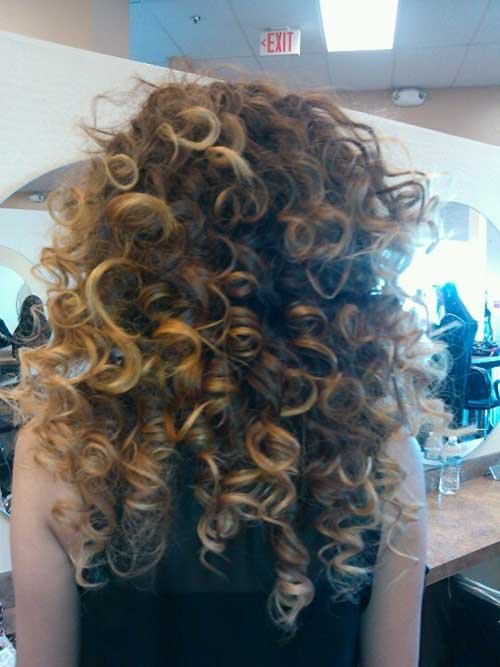 The latest curly hairstyles and haircut ideas - Fashion 2D