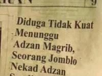 KARTUN MUSLIMAH CANTIK SYAR'I
