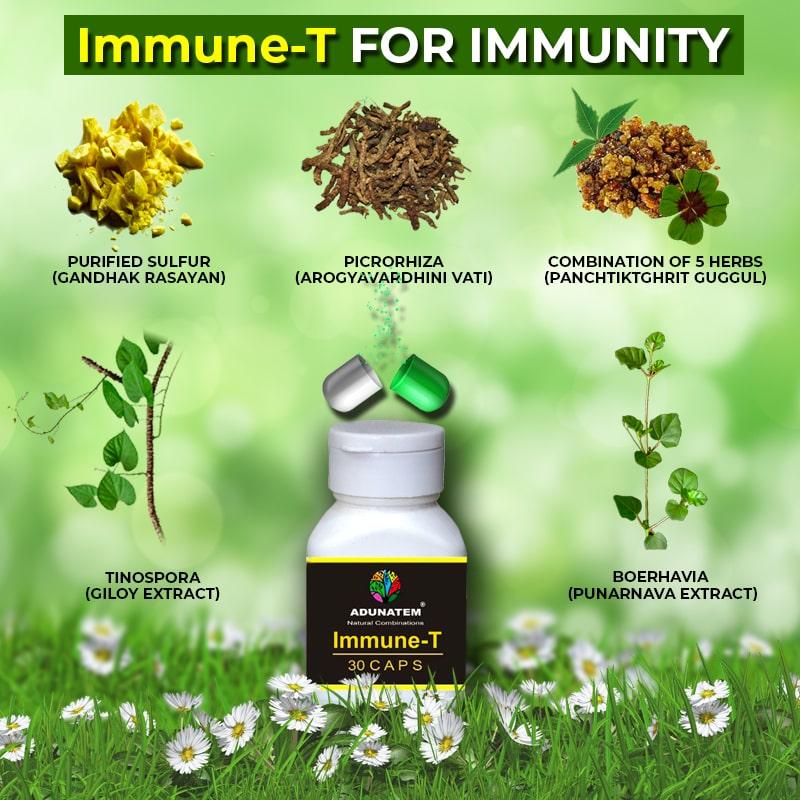 Immune-T Capsules