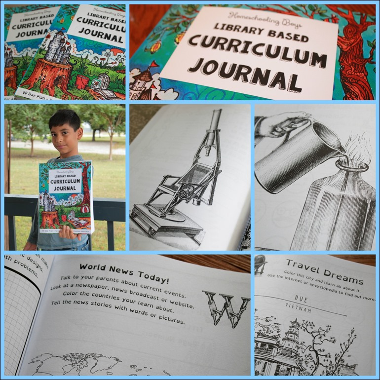 Library Based Journal for Boys