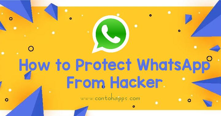 Cara melindungi WhatsApp agar tetap aman