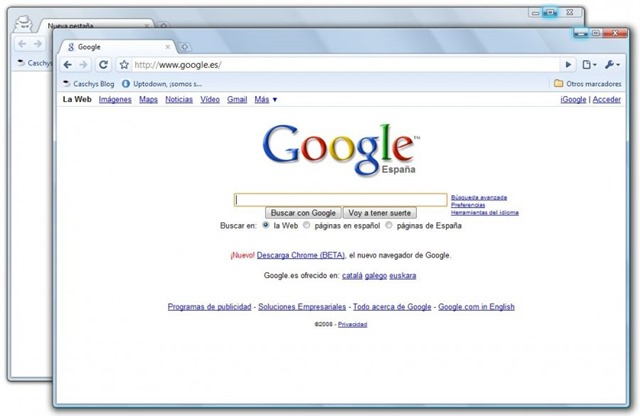 جوجل كروم النسخة المحمولة Google Chrome Portable v50.0.2661.75