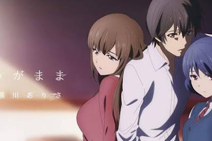 [SPOILER] Domestic na Kanojo Chapter 276: Hina Menikah Dengan Natsuo?!