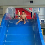 Bazén s vlčaty