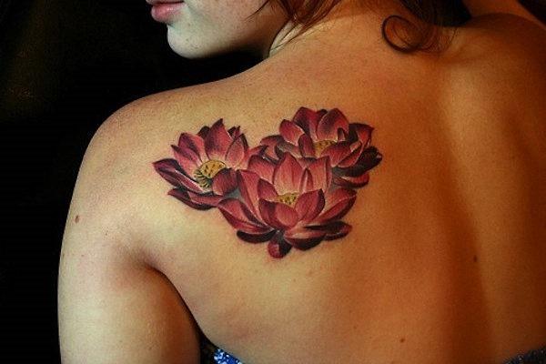 3_vermelho_tatuagens_de_flor_de_ltus