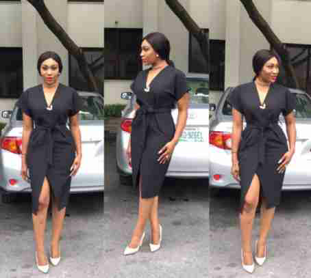 Ebube Nwagbo steps out in style