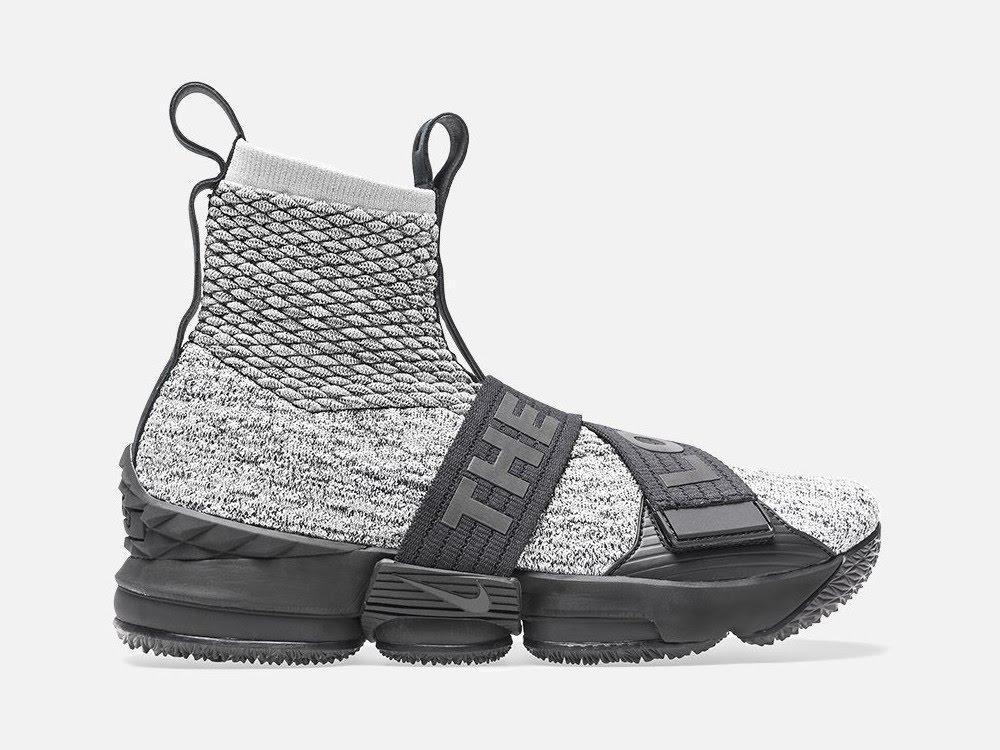 e3f64a13cdf ... Detailed Look at KITH X Nike LeBron 15 Lifestyle Concrete ...