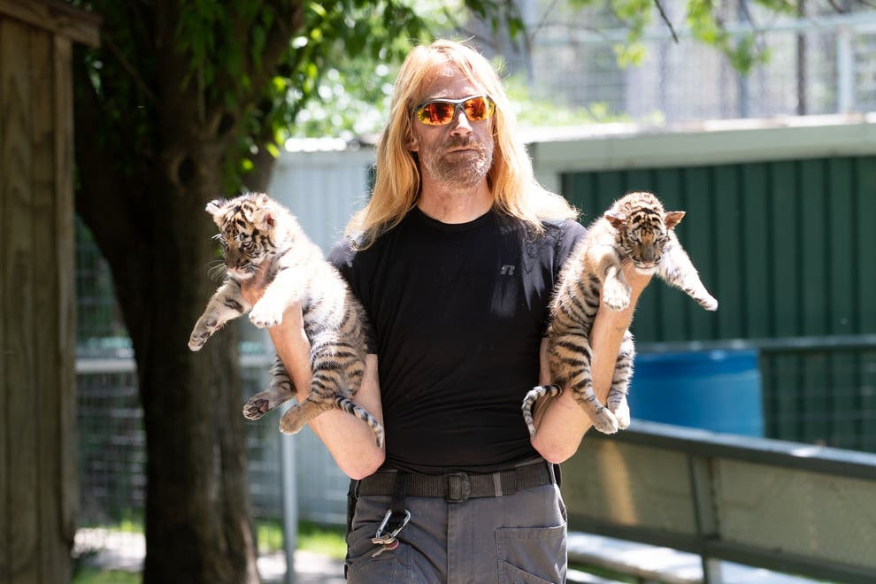 Tiger King star, Erik Cowie found dead with his 'face down in bed'