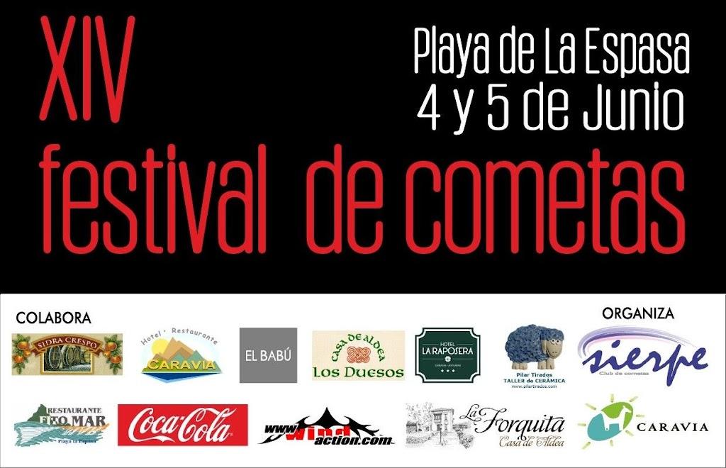 Patrocinadores - Festival de Cometas de Caravia 2016