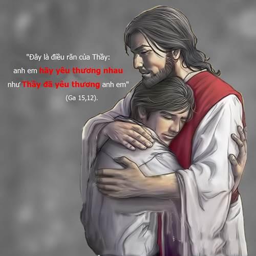 Sống xứng tầm người bạn Chúa Giêsu
