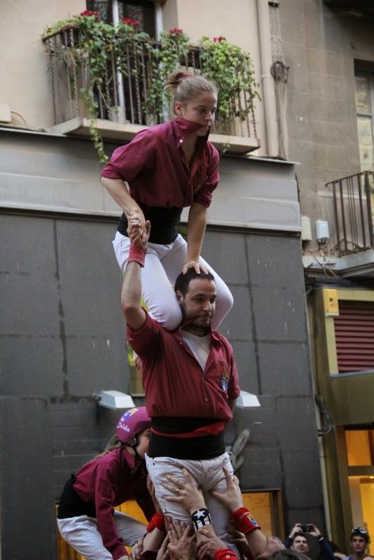 19è Aniversari Castellers de Lleida. Paeria . 5-04-14 - IMG_9574.JPG