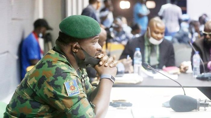 EndSARS: Nigerian Army Disbands Legal Team, Pulls Out Of Lagos Judiciary Panel