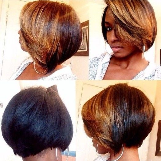 Incredible Sew In Weave African American Hairstyles For Short Hairstyles Gunalazisus