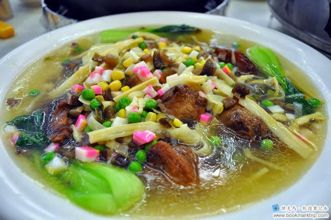 花壇公雞餐廳豚骨虎掌燴海參