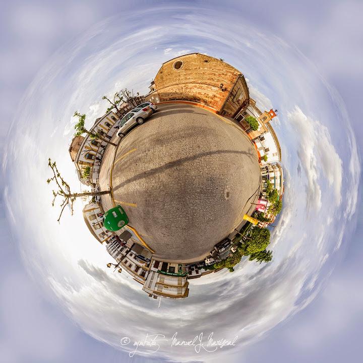 Un mundo de 360º