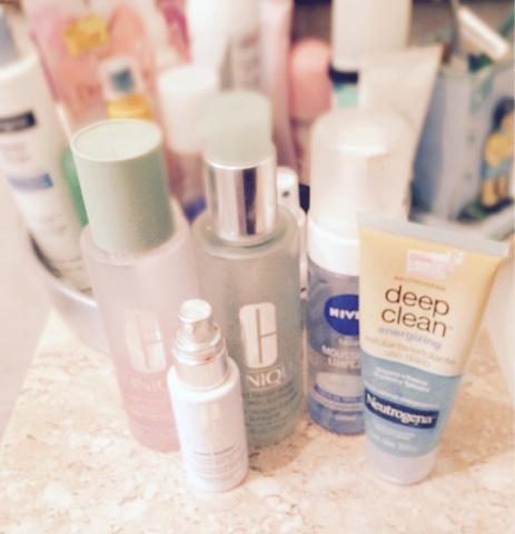Produtos que uso na pele (resenha)