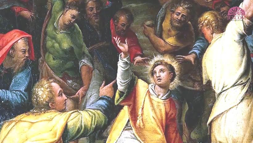 Xin nhận lấy hồn con (26.12.2019 – Thứ Năm - Thánh Stêphanô, tử đạo tiên khởi)