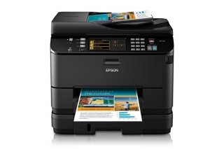 download Epson WorkForce Pro WP-4540 printer driver