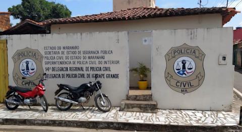 POLÍCIA CIVIL PRENDE HOMEM POR NÃO PAGAR PENSÃO ALIMENTÍCIA EM IGARAÉ GRANDE-MA