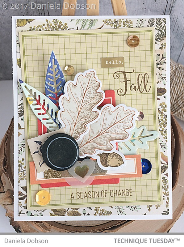 Hello fall by Daniela Dobson