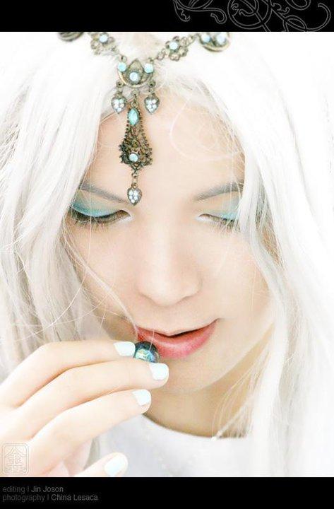 White Beauty, Magic Beauties 1