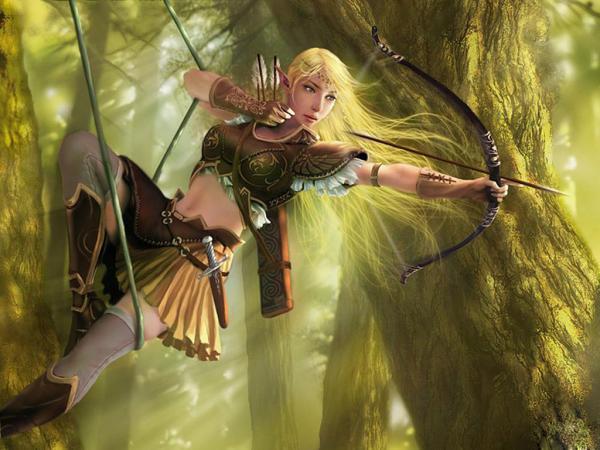 Heaven Of Good Elf, Fantasy Girls 1