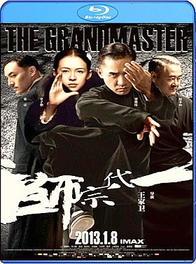 Filme Poster Ip Man – The Grandmaster BDRip XviD & RMVB Legendado