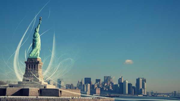Nueva York, La Estatua de la Libertad