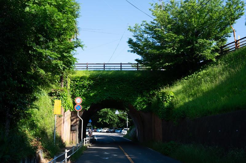 180520 旧成宗電車第一トンネル