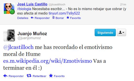 Twitter con Juanjo 1