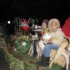 SSDSA Yreka Christmas Parade Float 2011