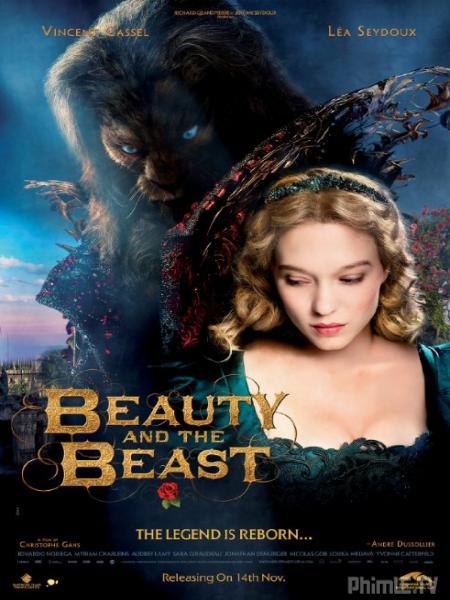 Phim Người Đẹp và Quái Vật - Beauty And The Beast - VietSub